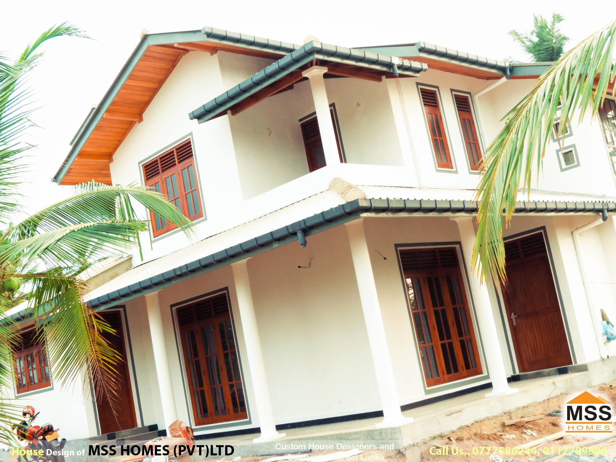 House Construction - Hikkaduwa | House Builders in Sri ...