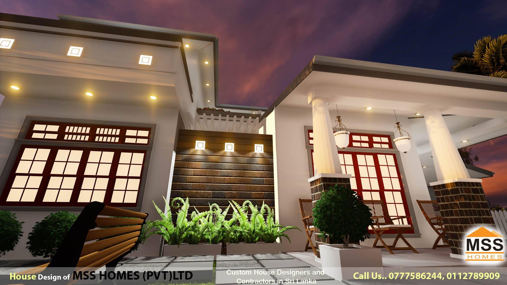 Enjoyable House Design Md514 House Builders In Sri Lanka Home Interior Design Ideas Helimdqseriescom