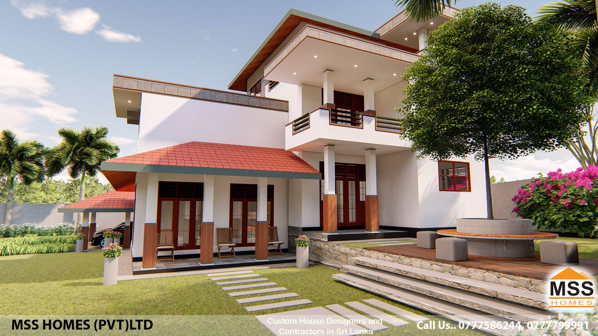 House Design Md523 House Builders In Sri Lanka Home