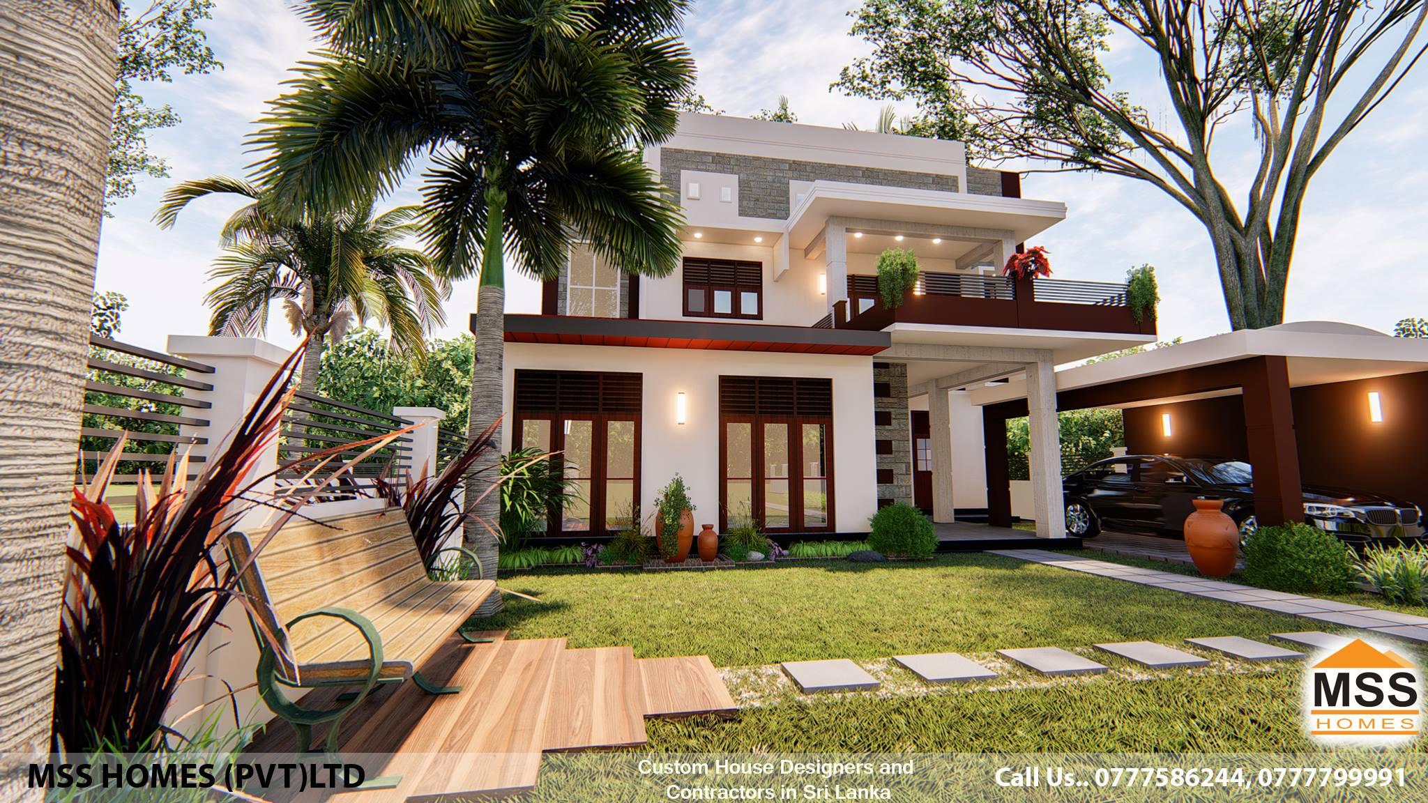 House Design MD524 | House Builders in Sri Lanka | Home ...