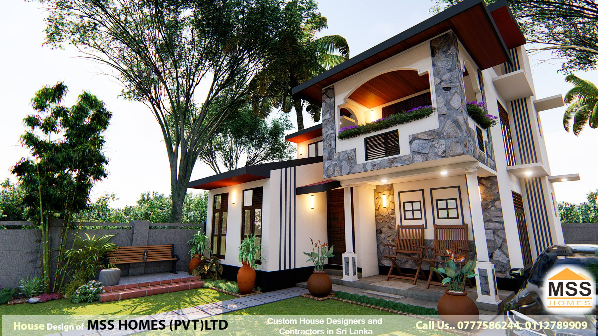 House Builders In Sri Lanka Home House Design Construction Build