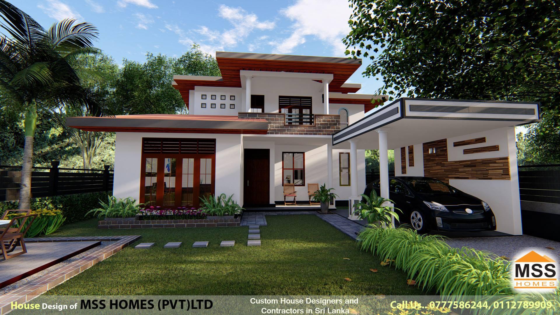 House Design MD521 | House Builders in Sri Lanka | Home ...
