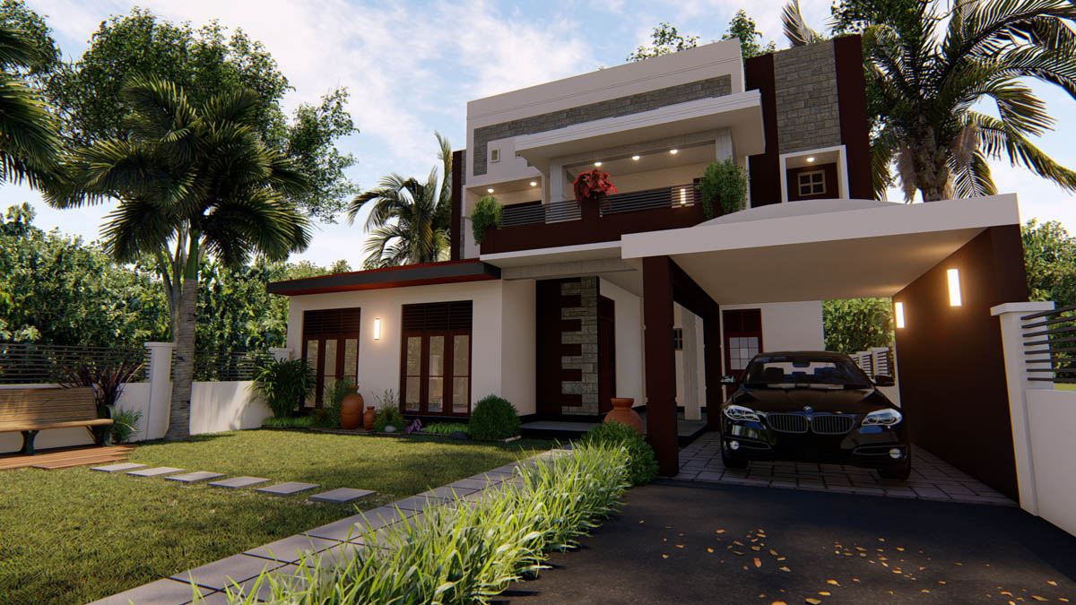 House builders in sri lanka | House designs sri lanka