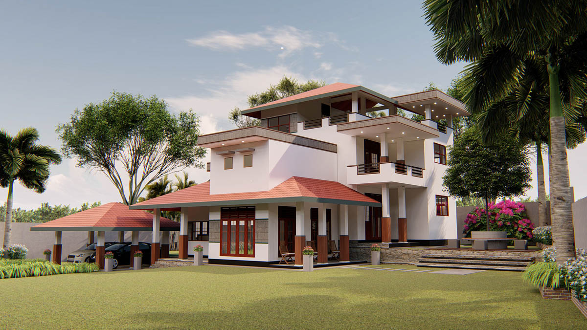 House builders in sri lanka | House contractors sri lanka